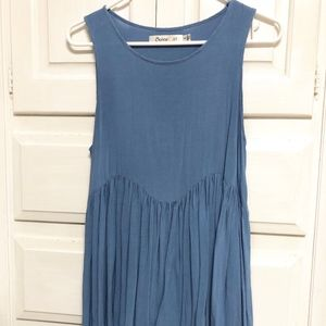 Pretty Blue Dress/Tunic